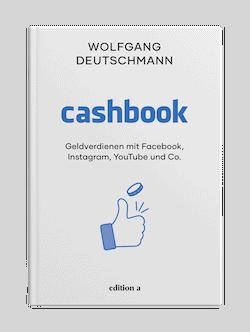 cashbook Wolfgang Deutschmann Buch
